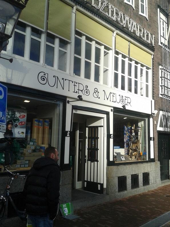 Gunters&Meuser Amsterdam